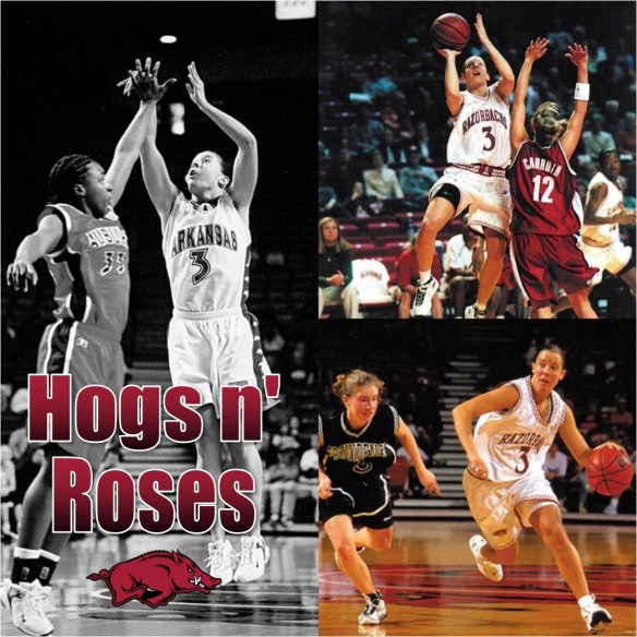 AW - hogs roses